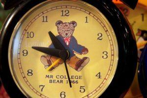 Определяем время