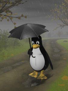 Дождь. Явления природы.