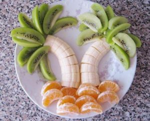 Красивый десерт к празднику