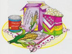 Злаки. Кукуруза