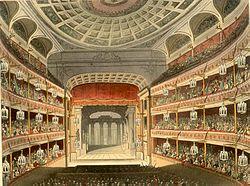 Королевский театр в Лондоне