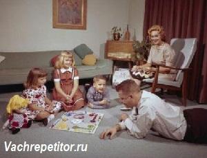 Семейный досуг для всей семьи от 19 июня