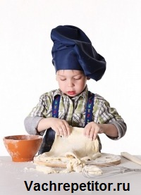 Развивающие игры на кухне