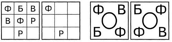 Учим букву Ф