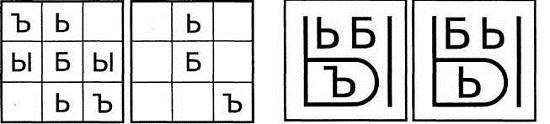 Учим букву Ы