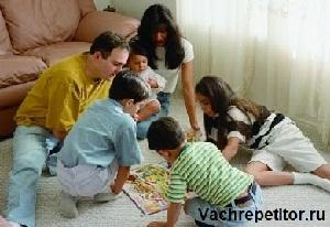 Досуг для всей семьи