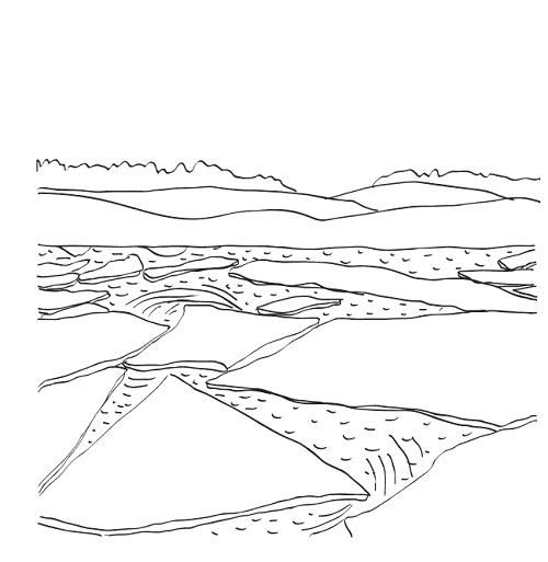 Раскраска. Явление природы - лед