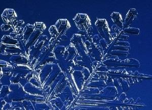Опыты со снегом и льдом