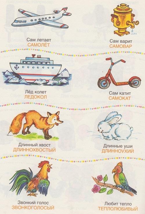 Грамматические игры для дошкольников