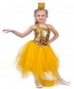 Детские новогодние костюмы. Костюм  золотая рыбка