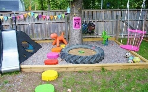 Чем занять детей на даче?